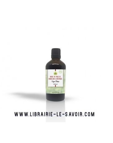 Huile de nigelle coranisée - huile de nigelle habachia 100% naturelle